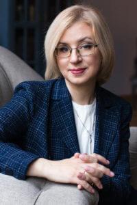 Людмила Веремей - консультант по точным закупкам и бизнес-тренер