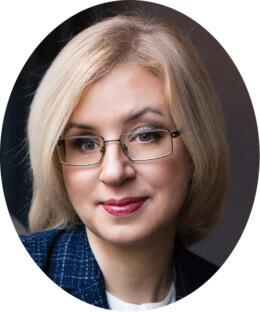 Фото Веремей Людмилы - консультанта по закупкам